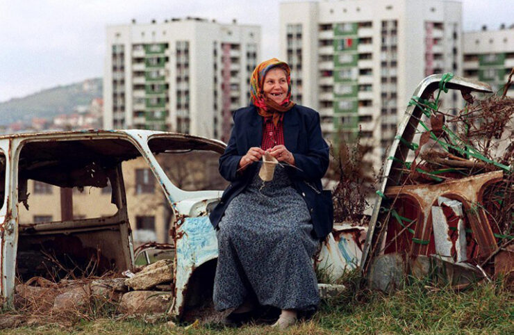 Bosnia Muslims life in pictures