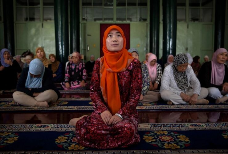 Non Muslim Perspective On The Revolution Of Imam Hussain: China's Women-only Mosques Led By Female Imams