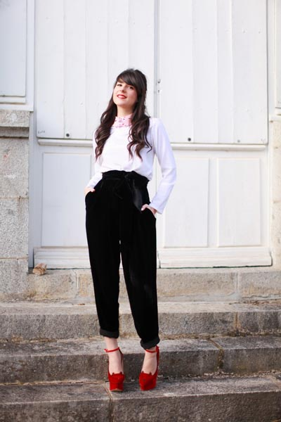 Style Spied: Alix Bancourt from France