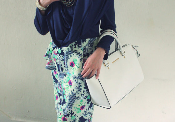 Style Spied: Mix & Match