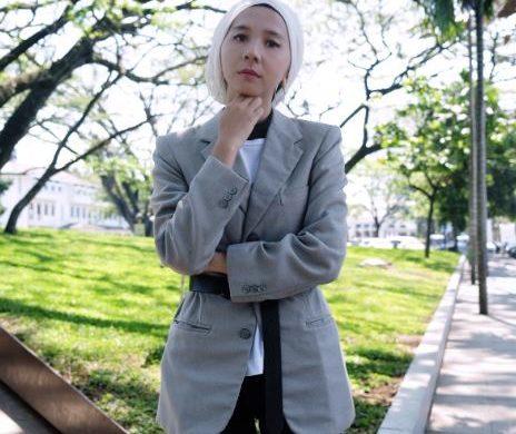 Style Spied: June Paski from Jakarta