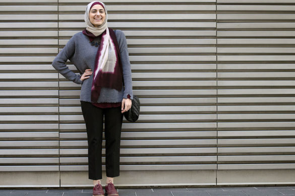 Style Spied with Reef Zein
