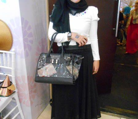 Style Spied: Hijab Day Jakarta 2014