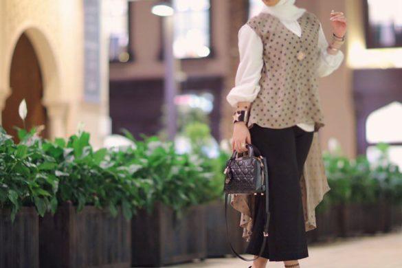 Style Spied: Zahra'a Ashkanani from Kuwait