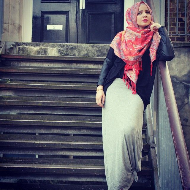 Style Spied: Safiyah El-Houdaigui from UK