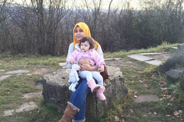 Style Spied: Down-to-Earth Girl Nurhidayah