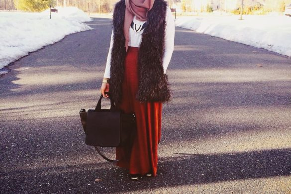 Style Spied: Sania Siddiqui from USA
