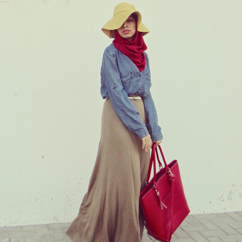 Style spied: Saufeeya Goodson from North Carolina, USA