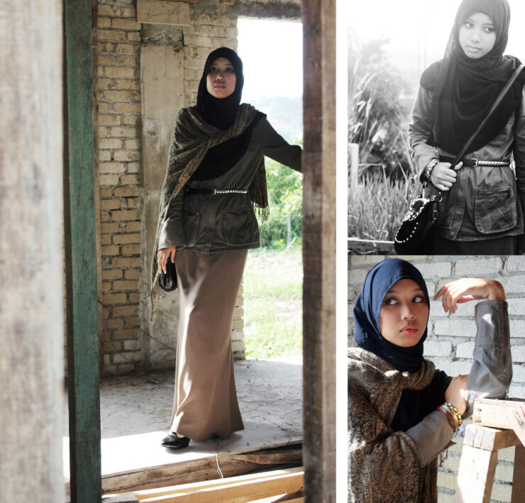 Style Spied: Over the Moon with Munira
