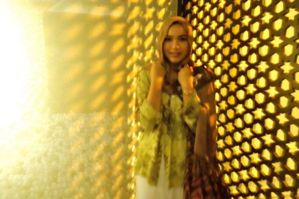 Style Spied: Fashionable Fatin