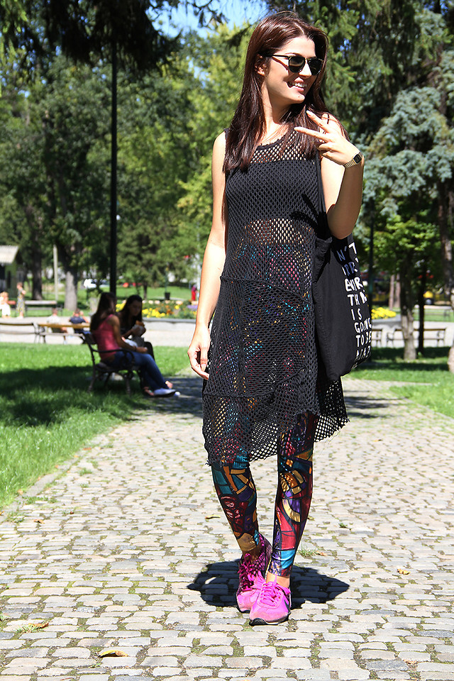 Style Spied: A Modest and Fabulous Bosnian Lady