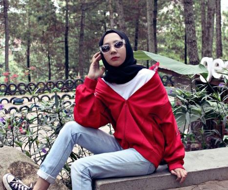 Style Spied: June Paski from Jakarta