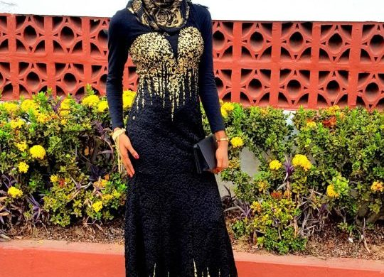 Style Spied: Naballah Chi from Trinidad and Tobago