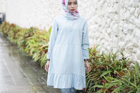 Style Spied: Erlinda Yuliana from Indonesia