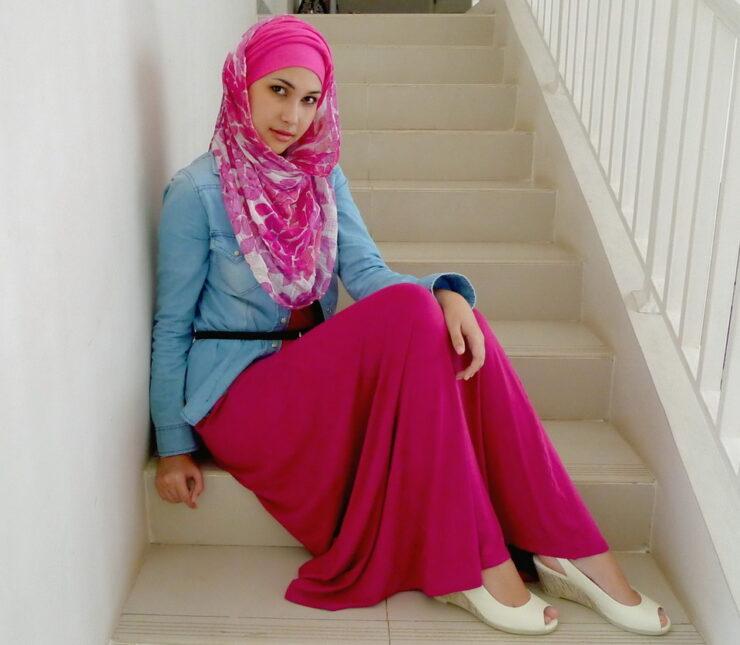Style Spied: Stylishly Chic Maharani Puja