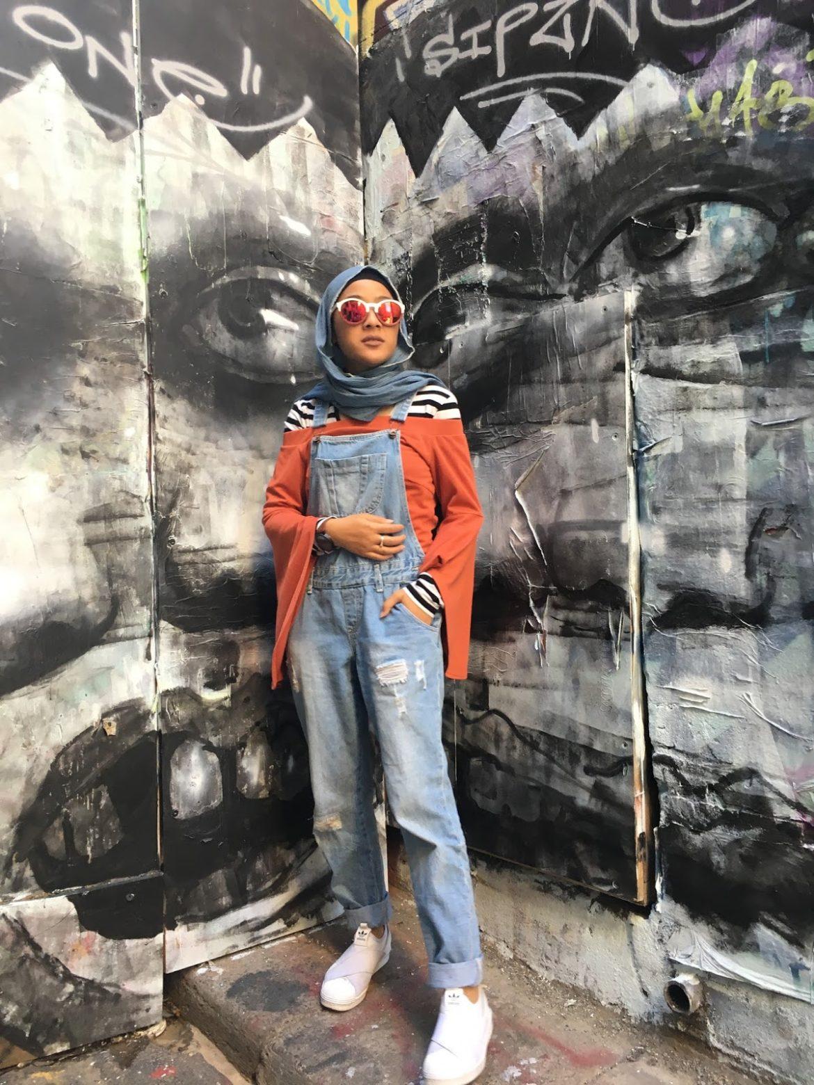 Style Spied: Funky Fashionista