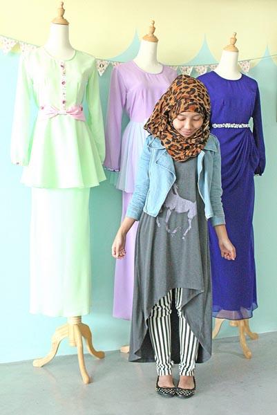 Style Spied: Jezmine Zaidan from Malaysia