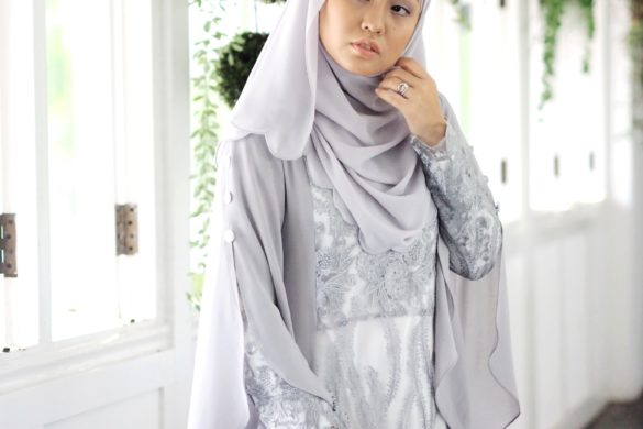 Style Spied: Dalillah from Singapore