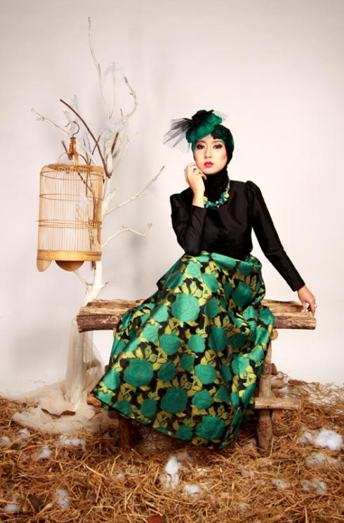 Style spied: Cahya Meythasari from Indonesia