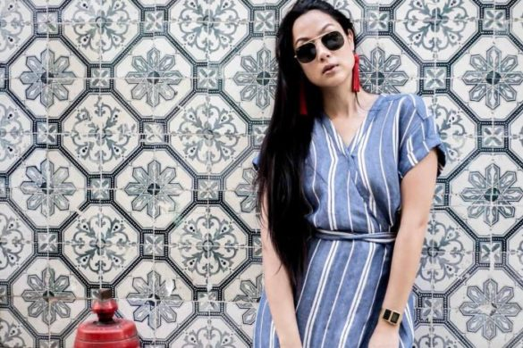 Style Spied: Aqeelah Harron from South Africa