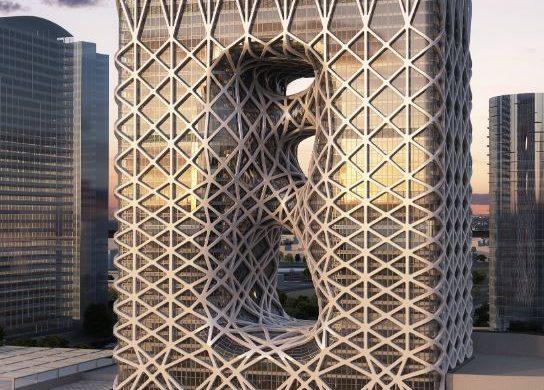 Zaha Hadid designs 'City of Dreams' hotel for Macau