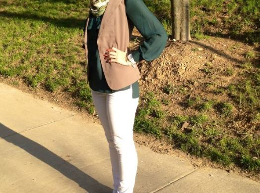 Style Spied: Hani from USA