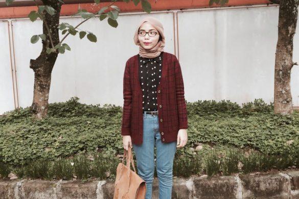 Style Spied: Nazura Gulfira from Indonesia