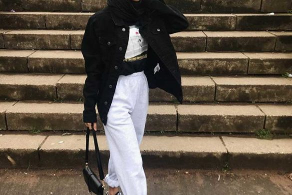 Style Spied: Umayma Abdul from the UK